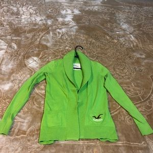 hollister cardigan for girl
